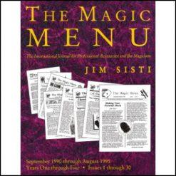 Magic Menu years 1-5
