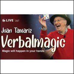 Juan Tamariz master class verbal magic
