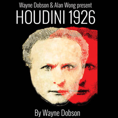 Houdini 1926 Wayne Dobson