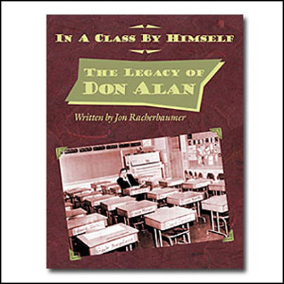 In a class by himself the legacy of Don Alan