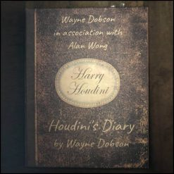 Houdini's diary Wayne Dobson Alan Wong