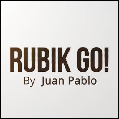 Rubik Go ! Juan Pablo