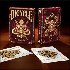 Jeu Bicycle Royale