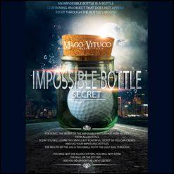 Impossible Bottle Secret vol 1 Mago Vituco