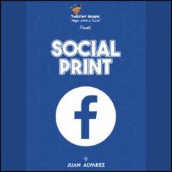 Social Print Juan Alvarez