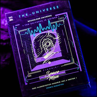 Jeu The Universe Space Man Edition