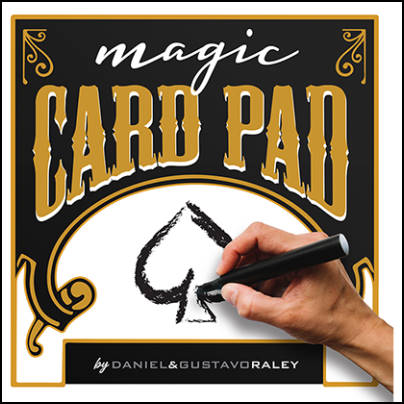 card pad Daniel Gustavo Raley