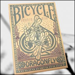 Jeu Bicycle Dragonfly Tan