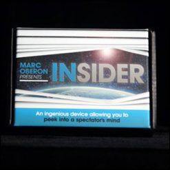 Insider Marc Oberon