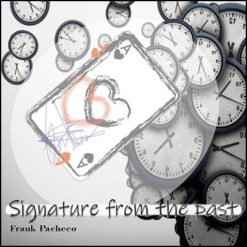 Signature from the past Frank Pacheco