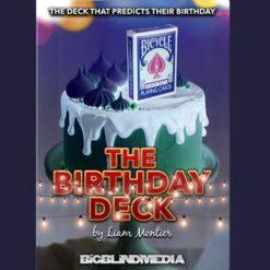 The Birthday Deck Liam Montier