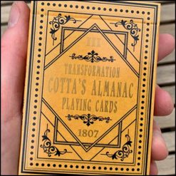 Jeu transformation cotta's almanac 3