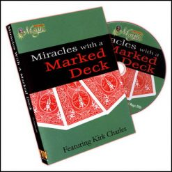 Miracles with a marked deck Kirk Charles