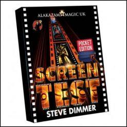 Screen Test Steve Dimmer