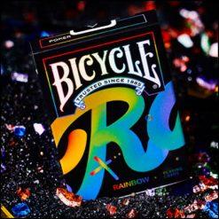 Jeu Bicycle Rainbow