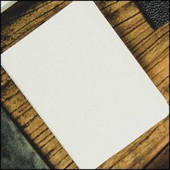 -litchi-grain-leather-clip-etui-protection-cartes-tcc ivoire