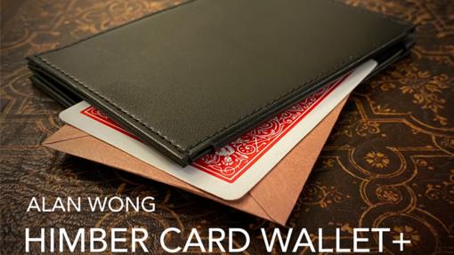 Himber card wallet plus Alan Wong