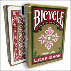 Bicycle Leaf Back