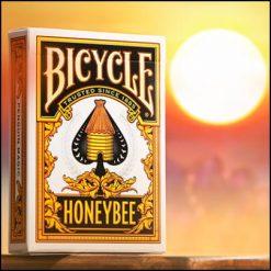 jeu-bicycle-honeybee-jaune