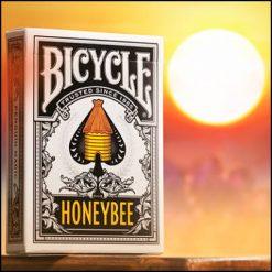 jeu-bicycle-honeybee-noir