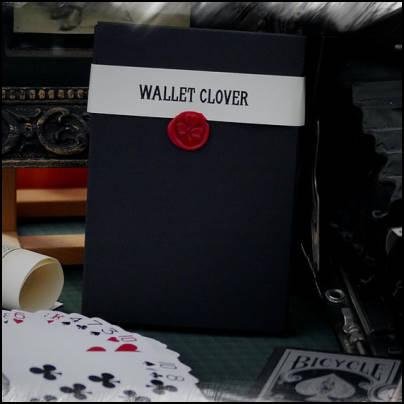 Wallet Clover
