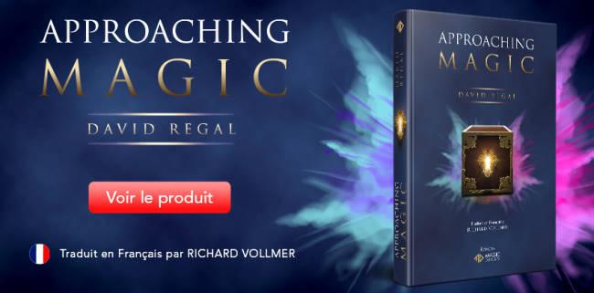 approaching magic David Regal