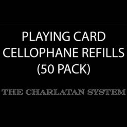 recharge-cellophane-jeux-the-charlatan-system-magic-firm