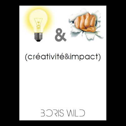 Créativité et impact - Boris Wild