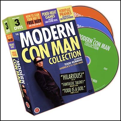 Modern Con Man Collection (3 DVD)