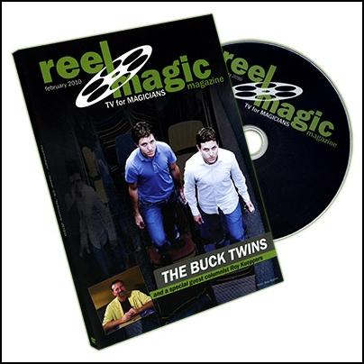 Reel Magic n? 15 (Buck Twins)