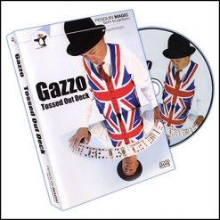 Gazzo Tossed out Deck (bleu)