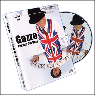 Gazzo Tossed out Deck (rouge)