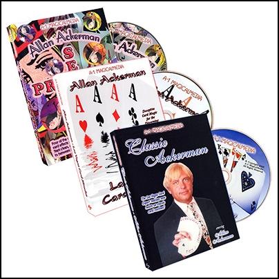 Alan Ackerman (3 DVD)