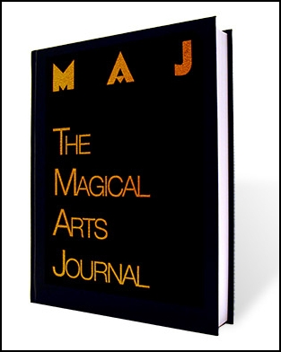 Magical Arts Journal (deluxe)
