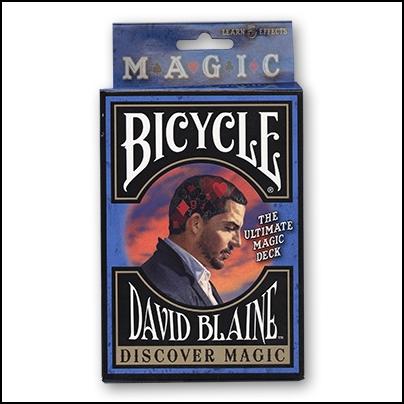 Bicycle David Blaine (biseaut?)