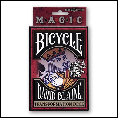Bicycle David Blaine (jeu radio)