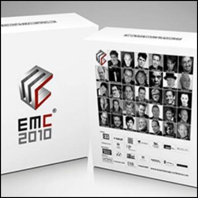 EMC 2010 (8 DVD)