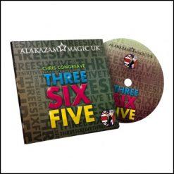 Three Six Five (jeu rouge)