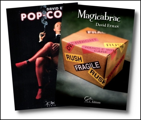 Magicabrac + Pop-Coin