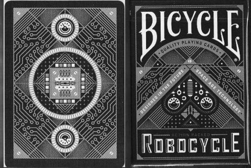 Robocycle (noir)