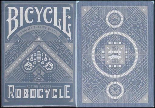 Robocycle (bleu)