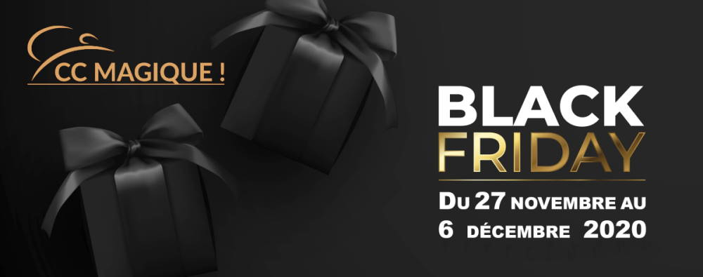 black friday 2020 magie